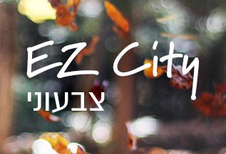 EZ City צבעוני